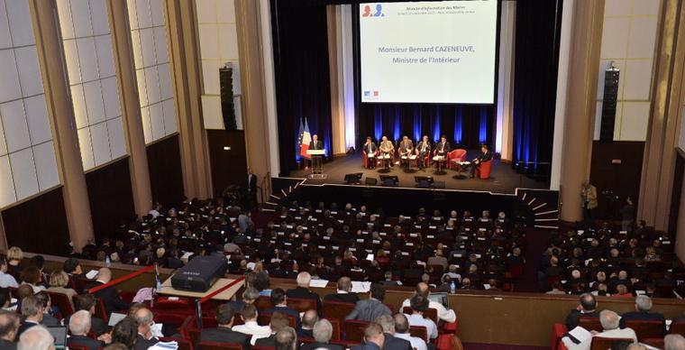 Accueil des réfugiés : Réunion d'information et de travail avec les maires de France - Image