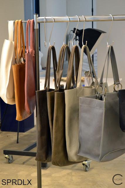 Hoe maak je een leren tas | SPRDLX workshop | How to make a leather bag  | GiveAway