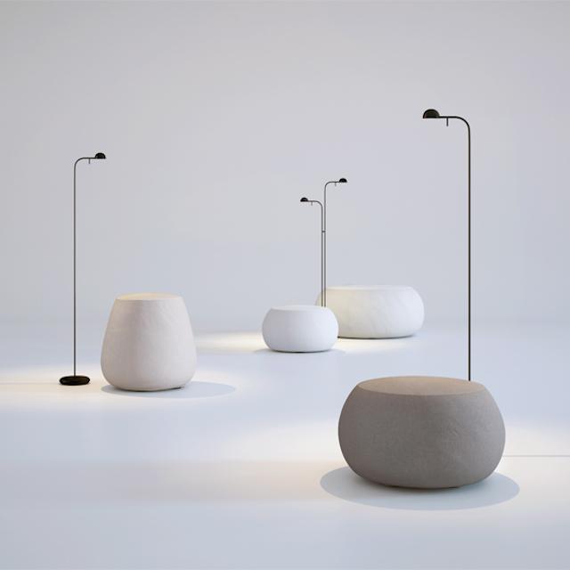Lighting love   Eikelenboom   Pin floor lamp by Vibia