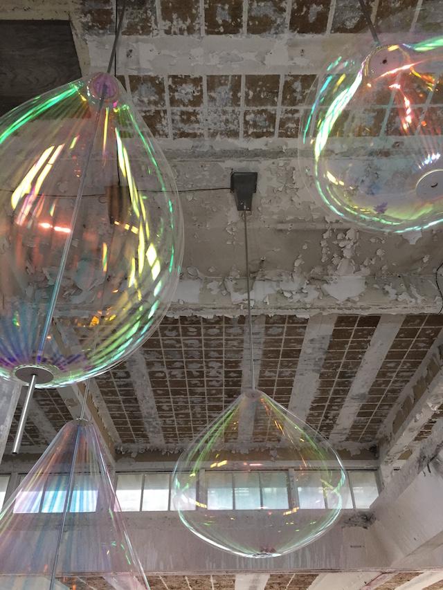 DDW16   Material and color   Reflecting Holons   Martens en Visser