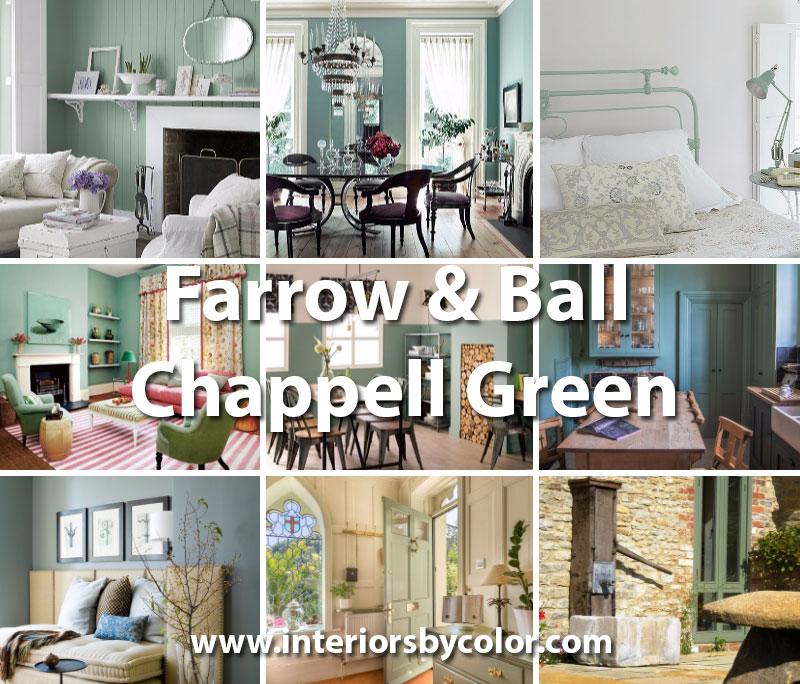 Farrow U0026 Ball Chappell Green Green Paint Color