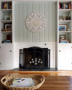 Genial Sherwin Williams Sea Salt Above Mantel Paint Color Scheme Sherwin Williams Sea Salt Paint Color Schemes Interiors By Color Sherwin Williams Sea Salt Laundry Room Sherwin Williams Sea Salt Maste