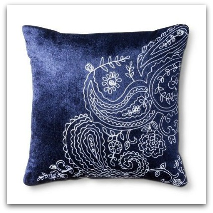 Navy-Embroidery-Pillow