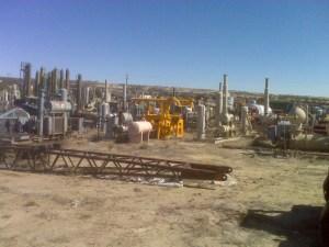 Refinery Demolition