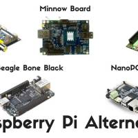 Top 5 Raspberry Pi Alternatives in 2016
