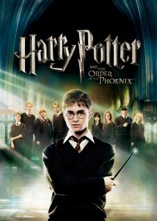 Harry Potter and the Order of the Phoenix Poster #11