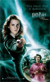 Harry Potter and the Order of the Phoenix Poster #7