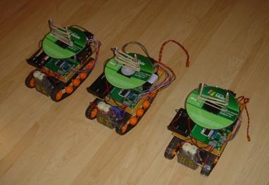 Windows Mobile Robot