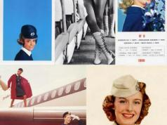 Retro-Stewardess-uniform