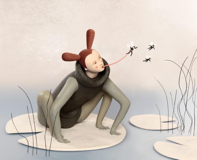 Hand-sculpted-Illustrations-by-Irma-Gruenholz2-640x522.jpg