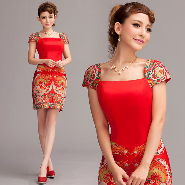 Asian-inspired-mandarin-red-Chinese-dress  (20)