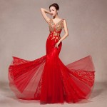 Asian-inspired-mandarin-red-Chinese-dress  (23)