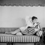 Audrey Hepburn  1954 © 2000 Mark Shaw