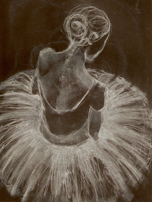Paintings and Illustrations of Ballet Dancers2 (5)