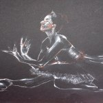 Paintings and Illustrations of Ballet Dancers2 (7)