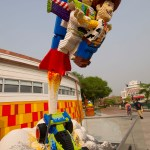 Buzz and Woody LEGO