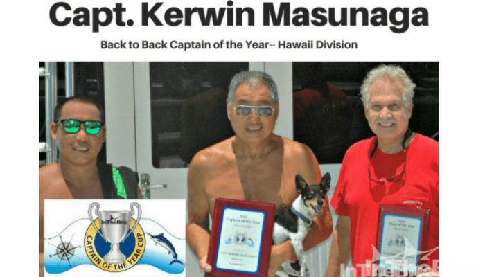 Captain of the Year Hawaii: Kerwin Matsunaga