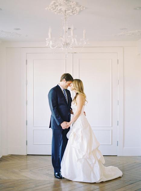 Lễ cưới của Lauren và Patrick