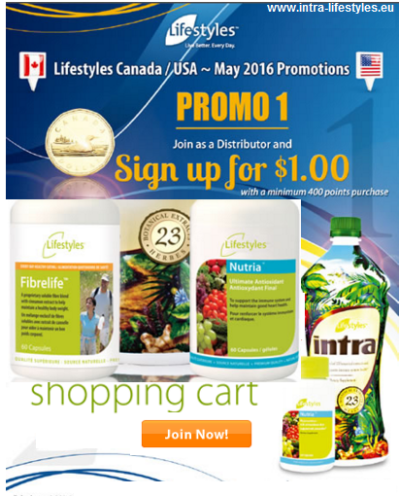 May Lifestyles USA / CANADA promotion Archivy - Intra ...