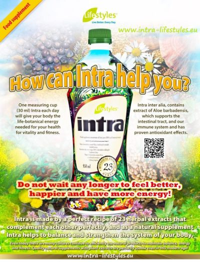 Intra Lifestyles USA - Intra Lifestyles Herbal Drink