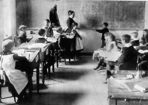 Education Acts of 1870, 1873, 1876, tough on poor families?