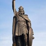 Statue of King Alfred