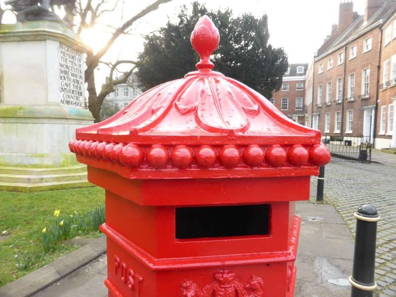 Stylish Letter Boxes