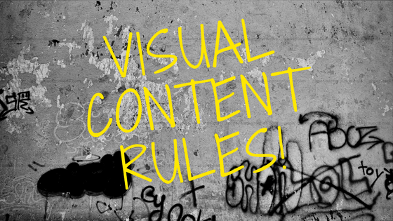 Visual content rules