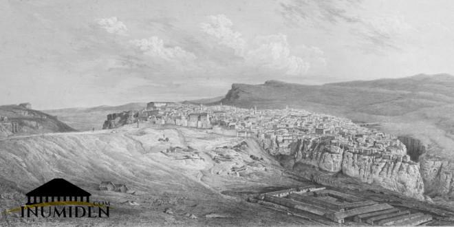 سيرتا سنة 1840