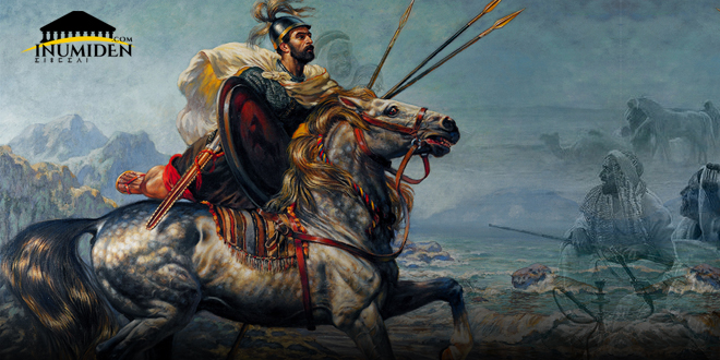 ثورة الأمازيغ على أعراب بني أمية - ميسرة المدغري - إينوميدن البوابة الثقافية الشاوية