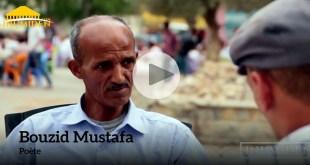 الشاعر مصطفى بوزيد، من أمازيغ إيغرماون، ولاية النعامة
