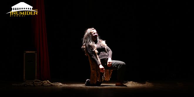 من مسرحية ثاذصا ذي ثواغيت , تصوير محمد بن طلحة