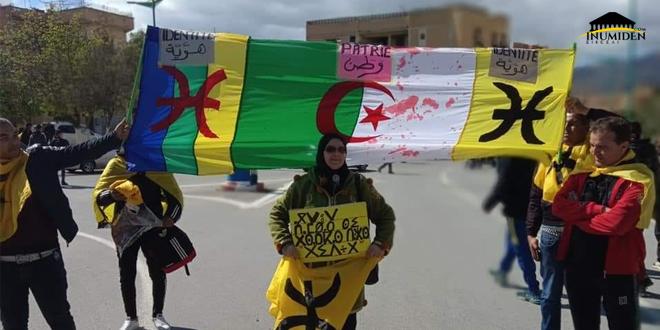 الصورة من باتنة 29 مارس –تصوير : عادل بدر الدين