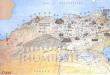 Principaux sites de l'Afrique du nord.