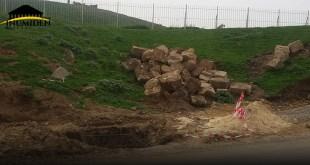 Les vestiges de l'antique Thubursicu Numidarum victime de saccage