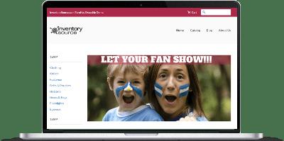 IFS-Sports-turnkey-website