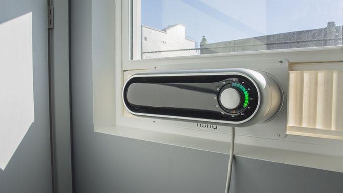 El aire acondicionado Noria: sistema revolucionario - Inventos y Gadgets