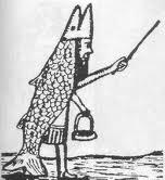 dioses pisciformes 2 - Apkallus o Anunnakis los antiguos dioses sumerios