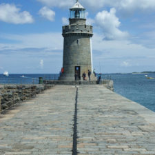 Castle Pier Lighthouse - offshore savings account