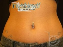 Navel Piercings. Invisibleself Piercing & Jewelry