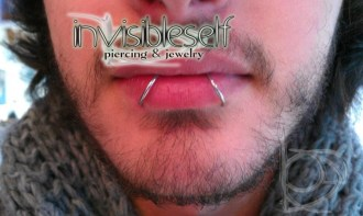 Lip Piercings - Invisibleself Piercing & Jewelry