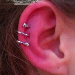 Cartilage Piercings Various INVSELF10