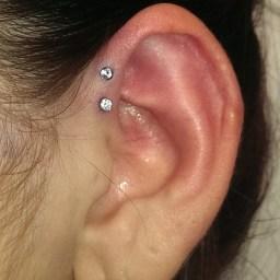 Cartilage Piercings Various INVSELF24