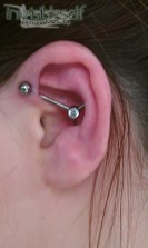 Industrial Piercings INVSELF06