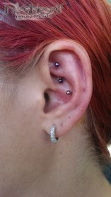 Multiple Ear Piercings INVSELF17
