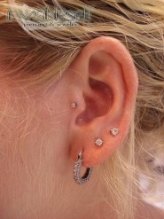 Tragus Piercings INVSELF6
