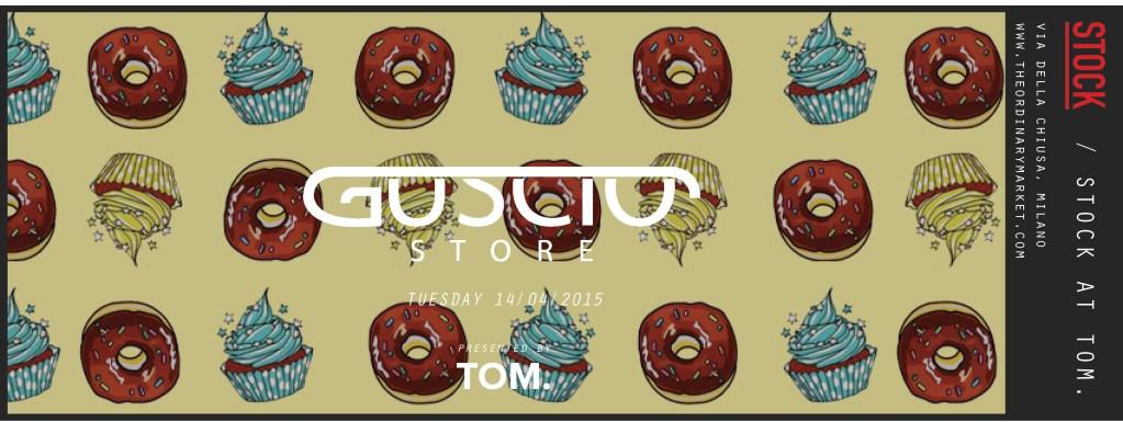 MDW 14.04 Food Design + Party By GUSCIO @ TOM