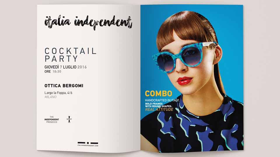 7.07 COKTAIL PARTY ITALIA INDEPENDENT