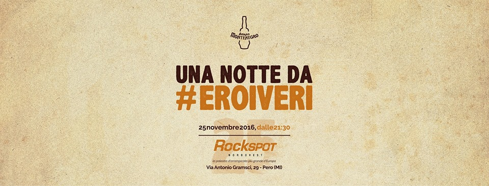25.11 Una Notte da #EROIVERI / J-Ax e Albertino