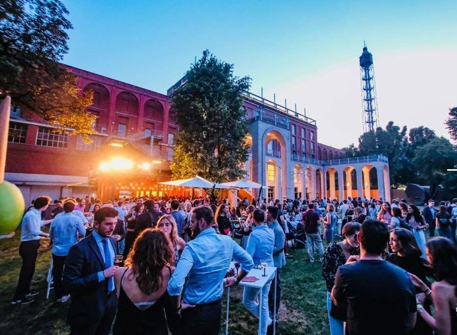 24.07 | Pic Drink @ Giardino della Triennale